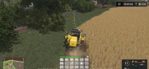 Farming Simulator 2017 скачать мод Скрипт AI Vehicle Extension v 0.1.0.4