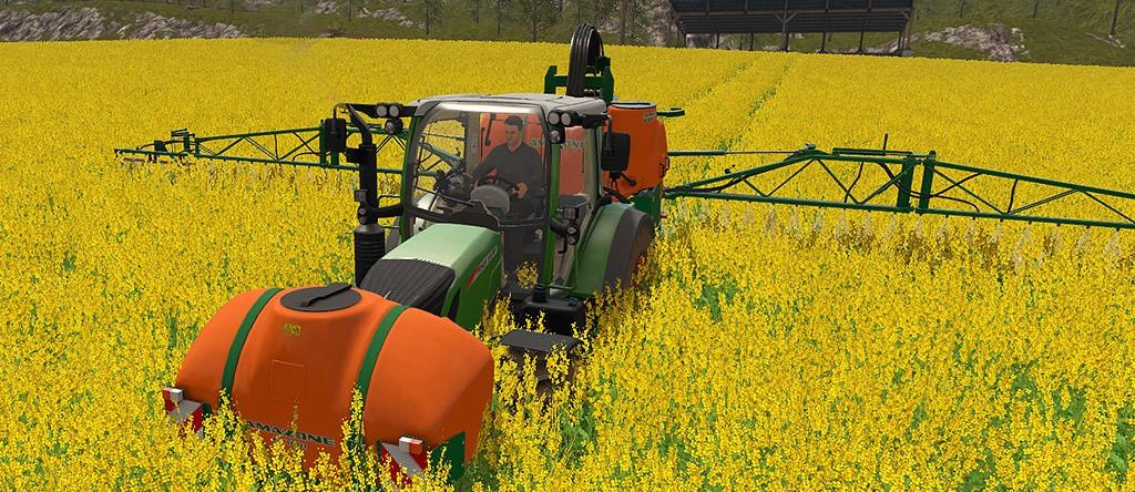 Мод Скрипт 4Real Module 01 - Crop Destruction v 1.0.2.1 для Farming Simulator 2017