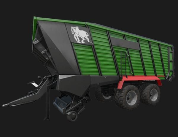 Мод Прицеп Fendt XR100K v 1.2 для Farming Simulator 2017